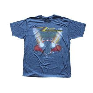 ZZ Top Eliminator Band T-Shirt